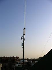 Colocada (jagelado) Tags: estacion candeleda fuenlabrada scoopt meteorologica nk2305 eb4gft