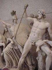 Parthenon Frieze Figures5 (mharrsch) Tags: parthenon athena greek temple gods goddesses worship nashville tennessee ancient