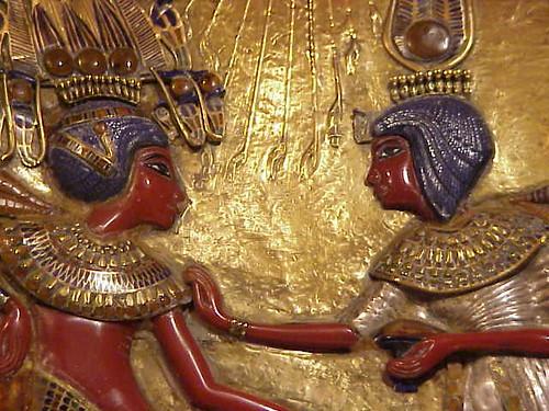 ankhesenamun and tutankhamun relationship