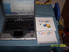 Google plus laptop