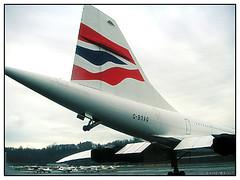 Concorde (Knivesout) Tags: concorde seattle museumofflight airplane