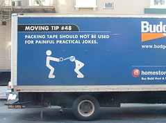 moving tip (upyernoz) Tags: stickfiguresinperil found