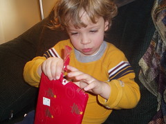 Opening a Present II
