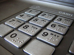 ATM Keypad, courtesy Flickr