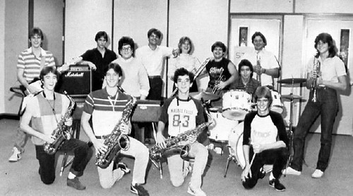 Stage Band, 1984