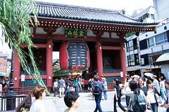 Kaminarimon, the outer gate