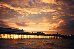 palace pier at dawn (lomokev) Tags: sea cloud color topv111 sunrise pier brighton cliche brightonpier palacepier clich themepostcards replaced deletetag rota:type=showall rota:type=cityscape rota:type=lightingexsposure file:name=bgen057h top10brighton
