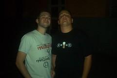 Larry and Stef (Nik Cubrilovic) Tags: bosnia bosna bosnia2004 holiday
