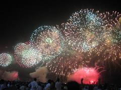 Copa Fireworks