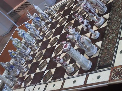 Nice Chess Set