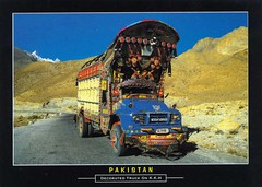 Karakorum Highway, Pakistan