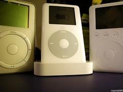 3 ipods