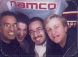 Namco Circa 2000