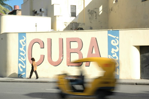 Cuba Sign and Cococab