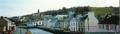 Donegal Town: View East 1992