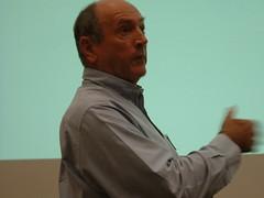 Denis Calahane Explains Moodle Technology