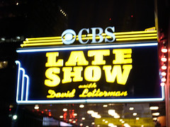 Day 09 08 Late Show With David Letterman (Spacecake) Tags: timessquare lateshowwithdavidletterman nyc