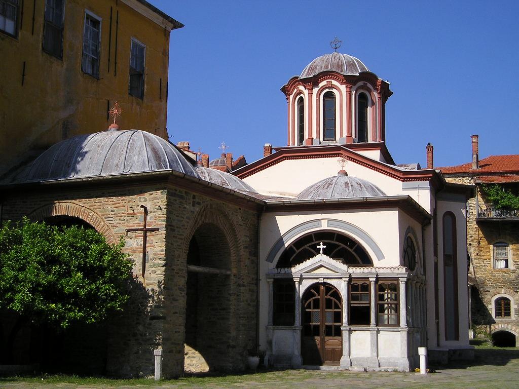 Portaitissa, Iviron Monastery