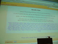 Moodle Sites
