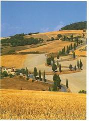 Paysage Italie du Centre