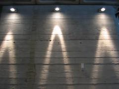 Nat'l Film Institute - lights (jeevs) Tags: symmetrical lights