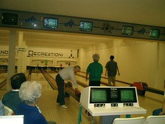 old asians bowling (iBjorn) Tags: ye