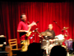 John Zorn at Tonic