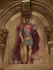 Caesars Palace fresco closeup1 - by mharrsch