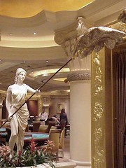 Caesars palace interior2 - by mharrsch