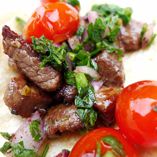 Lamb Taco @Gourmet Genie To Go