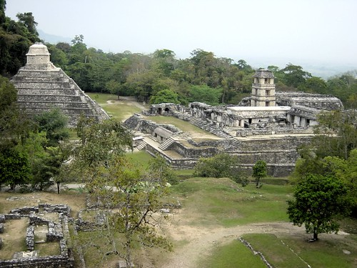 Overview Palenque