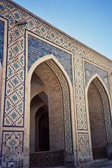 Kalon Mosque, Bukhara (upyernoz) Tags: uzbekistan bukhara kalonmosque mosque