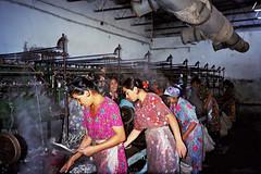 Yodgorlik Silk Factory, Margilan (upyernoz) Tags: uzbekistan margilan yodgorlik silk