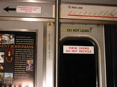 These Doors Do Not Recycle