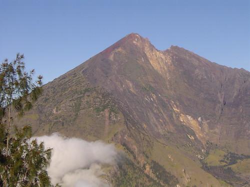 Mount Rinjani Top!
