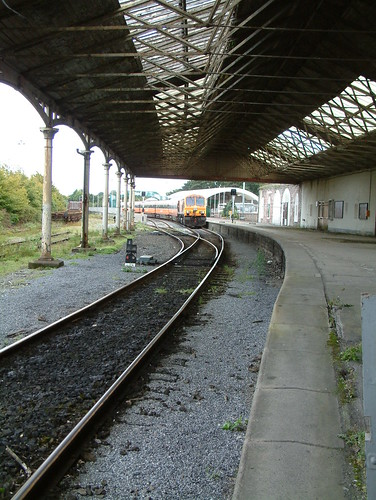 Old Mcdonagh Station