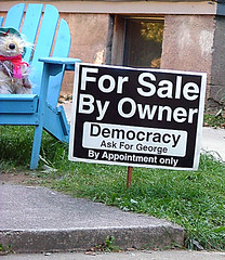 for sale - democracy