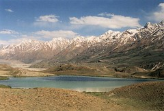 Karumbar Lake - Northern Areas, Pakistan