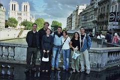 touristes (Baptiste) Tags: 2004 mariage marcoyun emilie clovis alex annelise sophie moi laurentr