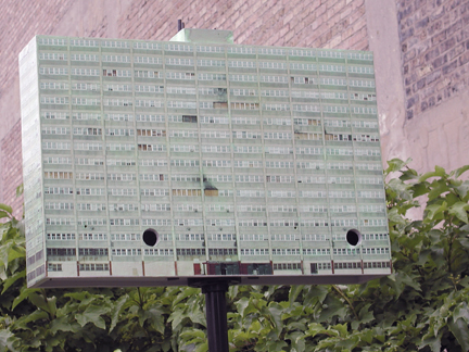 Public Housing For The Birds
