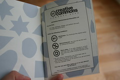 STADSchromosomen, Creative Commons license