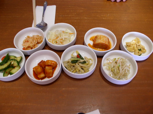 Various kinds of Kimchi by johl