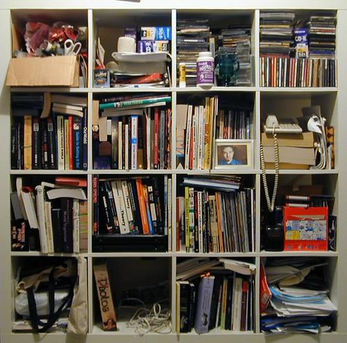 book shelf project 1 ~ striatic {notes}