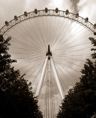 the classic pose // (macca) Tags: londoneye wheel london digital duo