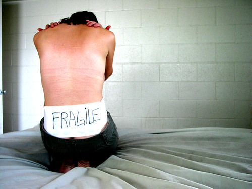 fragile #1 by selkie