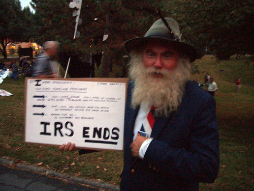 IRS Ends
