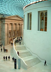 British Museum (rbanks) Tags: london architecture courtyard britishmuseum curved