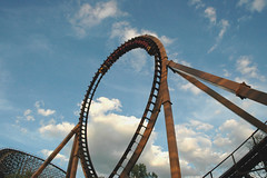 Loop (braddougherty) Tags: ace rollercoaster coastercon kingsisland sonofbeast