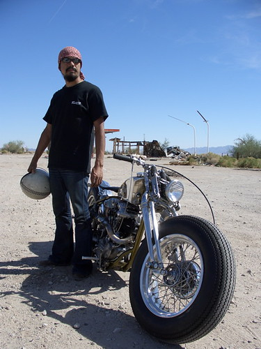 Shinya Kimura =>  Zero Engineering dans 5 - Les builders US (indian larry, Jesse James, OCC,..)