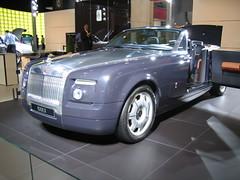 Rolls (swgn) Tags: automobile rollsroyce sydneymotorshow conceptcar v16 100ex